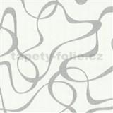 Vliesové tapety Belcanto - abstraktné vzor svetlo fialový