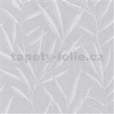 Tapety na stenu Dieter Bohlen - bambusové listy sivé - ZĽAVA