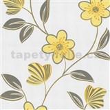 Tapety na stenu Open Air - kvety žlté