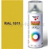 Sprej béžový 400ml, odtieň RAL 1011 farba hnedo béžová