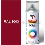 Sprej červený 400ml, odtieň RAL 3003 farba červená rubínová