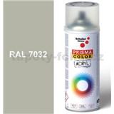 Sprej sivý 400ml, odtieň RAL 7032 farba křemenová sivá