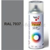 Sprej sivý 400ml, odtieň RAL 7037 farba sivá prachová