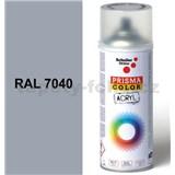 Sprej hliníkovo sivý lesklý 400ml, odtieň RAL 7040 farba hliníkovo sivá lesklá