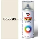 Sprej krémový lesklý 400ml, odtieň RAL 9001 farba krémová lesklá