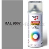 Sprej sivý 400ml, odtieň RAL 9007 farba sivá hliníková
