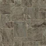 Tapety na stenu Stones and Style - horsky kameň - ZĽAVA