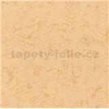 Tapety vliesové - štruktúrovaná omietkovina oranžová - POSLEDNÉ KUSY