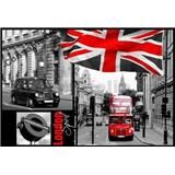 Vliesové fototapety Londýn, rozmer 312 x 219 cm