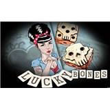 Papierové fototapety Lucky Bones Alchemy Tattoo rozmer 368 cm x 254 cm