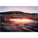 Fototapety západ slnka