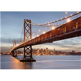 Fototapeta Bay Bridge, rozmer 368 x 254 cm