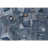 Fototapety Jeans, rozmer 368 x 254 cm