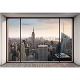 Fototapety 3D Penthouse