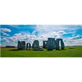 Vliesové fototapety Stonehenge, rozmer 250 x 104 cm