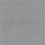 Vliesové tapety na stenu Graphics Alive - nepravidelné prúžky strieborné