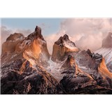 Fototapety Torres Del Paine, rozmer 254 x 184 cm