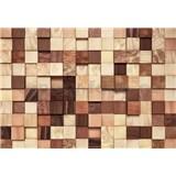 Fototapety Lumbercheck, rozmer 368 x 254 cm