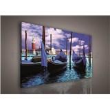 Obraz na stenu Benátky 75 x 100 cm