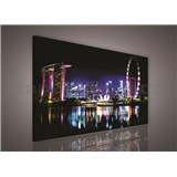 Obraz na stenu Singapore 75 x 100 cm
