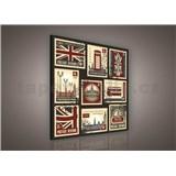 Obraz na stenu Londýn 80 x 80 cm