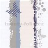 Moderné tapety Relax Colors 5 - modré - ZĽAVA