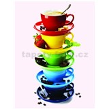 Retro tabule Coffee 40 x 30 cm