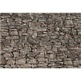 Fototapety kamenný múr