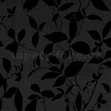 Tapety na stenu Trésor Reloaded - lístie čierne