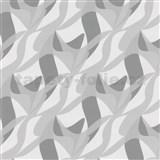 Tapety na stenu Wish 3D Abstract šedé