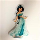 3D Penová dekorácia na stenu princezná Jasmína