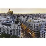 Luxusné vliesové fototapety Madrid - farebné, rozmer 418,5 x 270cm