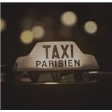 Luxusné vliesové fototapety Paríž - sépia, rozmer 279 x 270cm