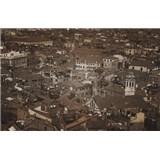 Luxusné vliesové fototapety Venice - sépia, rozmer 418,5 x 270cm