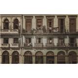 Luxusné vliesové fototapety Havana - sépia, rozmer 418,5 cm x 270 cm