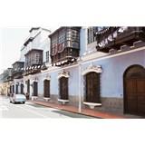 Luxusné vliesové fototapety Lima - farebné, rozmer 418,5 x 270cm