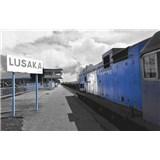 Luxusné vliesové fototapety Lusaka - farebné, rozmer 418,5 x 270cm