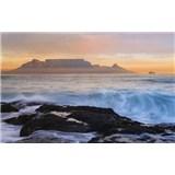 Luxusné vliesové fototapety Cape Town - farebné, rozmer 418,5 x 270cm