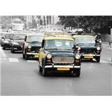 Luxusné vliesové fototapety Mumbai - farebné, rozmer 372 x 270cm