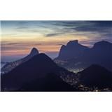 Luxusné vliesové fototapety Rio de Janeiro - farebné, rozmer 418,5 x 270cm