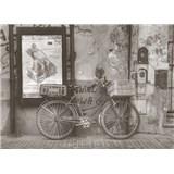 Luxusné vliesové fototapety Buenos Aires - farebné, rozmer 372 x 270cm