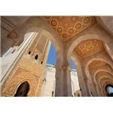 Luxusné vliesové fototapety Casablanca - farebné, rozmer 372 x 270cm