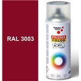 Sprej červený lesklý 400ml, odtieň RAL 3003 farba červená rubínová lesklá
