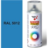 Sprej modrý lesklý 400ml, odtieň RAL 5012 farba svetlo modrá lesklá