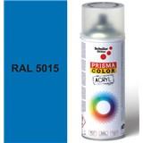 Sprej modrý 400ml, odtieň RAL 5015 farba nebeská modrá