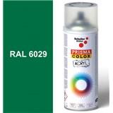 Sprej zelený 400ml, odtieň RAL 6029 farba mätovo zelená