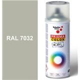 Sprej sivý lesklý 400ml, odtieň RAL 7032 farba křemenová sivá lesklá