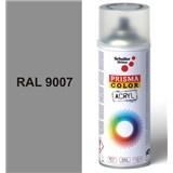 Sprej sivý lesklý 400ml, odtieň RAL 9007 farba sivá hliníková lesklá