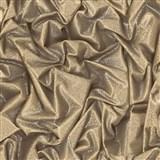 Vliesové tapety na stenu Virtual Vision 3D látka s flitrami zlatá