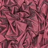 Vliesové tapety na stenu Virtual Vision 3D látka s flitrami červená